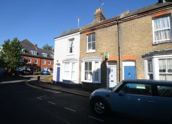 Thumbnail 2 bed terraced house to rent in St. Peters Grove, Canterbury