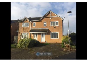 Thumbnail 3 bed semi-detached house to rent in Bannockburn Court, Bradford