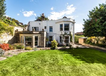 Thumbnail 4 bedroom link-detached house for sale in Sion Hill, Bath