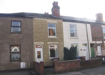 Thumbnail 2 bed property to rent in Shobnall Street, Burton Upon Trent, Staffordshire
