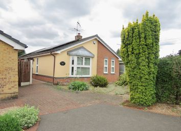 Thumbnail 3 bed detached bungalow for sale in Acorn Bank, West Bridgford, Nottingham