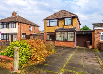3 bed detached house for sale in Old Racecourse Road, Maghull, Liverpool L31