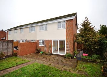 Thumbnail 3 bed end terrace house to rent in Southdown Way, Storrington
