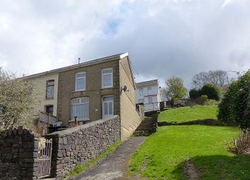 Thumbnail 3 bed end terrace house for sale in Brynogwy Terrace, Nantymoel, Bridgend, Bridgend County.