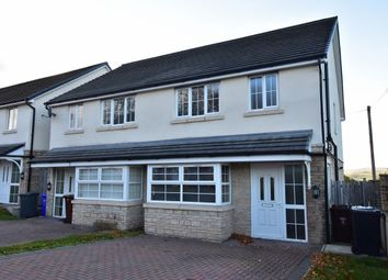 Thumbnail 3 bed semi-detached house for sale in Fern Close, Nelson
