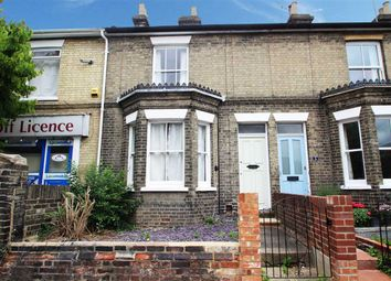 Thumbnail 3 bedroom terraced house for sale in Newson Street, Ipswich