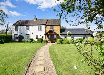 Thumbnail 4 bed detached house for sale in Knell Lane, Ash, Canterbury, Kent