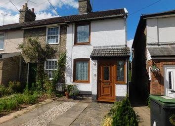 Thumbnail 2 bed end terrace house for sale in Bridge Street, Stowmarket