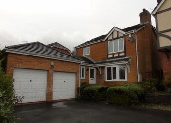 Thumbnail 4 bed detached house to rent in Maes Y Ffynnon, Llannon, Llanelli