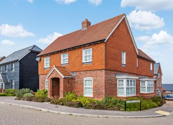 Humphries Green, Wantage OX12. 4 bed detached house for sale