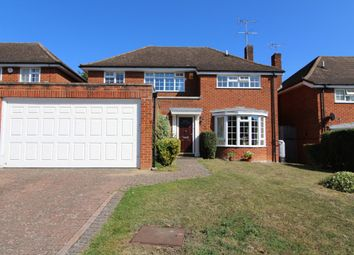 4 bed detached house for sale in Swallow Close, Rickmansworth, Hertfordshire WD3
