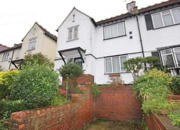 Thumbnail 3 bedroom semi-detached house to rent in Priory Crescent, Southend-On-Sea