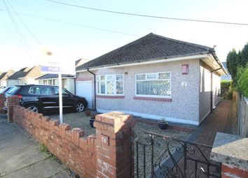 Thumbnail 2 bed detached bungalow for sale in Old Woodlands Road, Crownhill, Plymouth