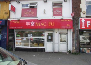 Thumbnail Restaurant/cafe for sale in Blackpool Road, Ribbleton, Preston