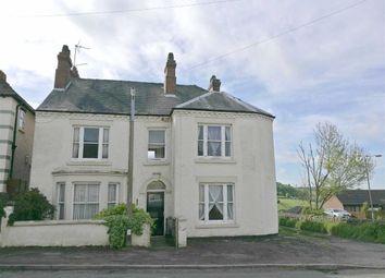 Thumbnail 4 bed detached house for sale in Holbrook Road, Belper, Derbys