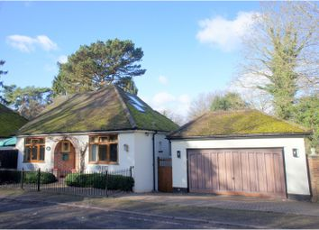 Thumbnail 3 bed detached bungalow for sale in Send Hill, Send