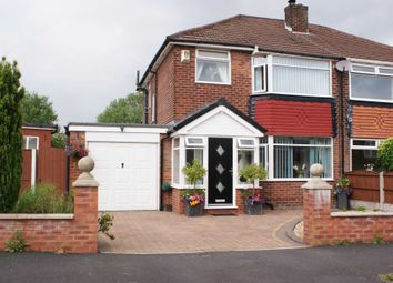 Thumbnail 3 bedroom semi-detached house for sale in Dovedale Road, Bolton