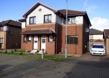 Thumbnail 3 bed semi-detached house for sale in 4 Castlegreen Gardens, Dumbarton