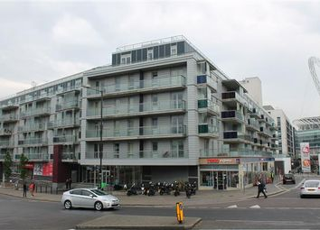 Thumbnail 2 bed flat for sale in Quadrant Court, Empire Way, Wembley Park