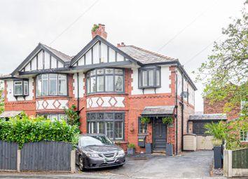 Thumbnail Semi-detached house for sale in Hunts Lane, Stockton Heath, Warrington