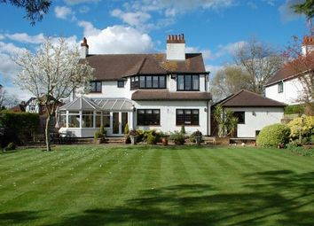 Thumbnail 4 bed detached house for sale in Wellingborough Road, Abington, Northampton