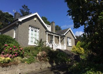 Thumbnail 5 bed bungalow for sale in Pwllhobi, Aberystwyth, Ceredigion