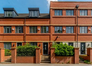 Thumbnail 3 bed town house for sale in Abbey Park Road, Leicester, Leicester