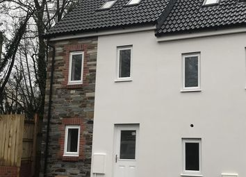 Thumbnail 3 bedroom terraced house for sale in Callington Road, Liskeard