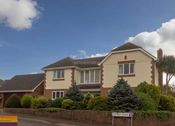Thumbnail 5 bedroom detached house for sale in Osprey Gardens, Elburton