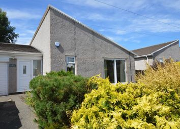 Thumbnail 3 bed detached bungalow for sale in Pen Y Cefn Road, Caerwys, Mold
