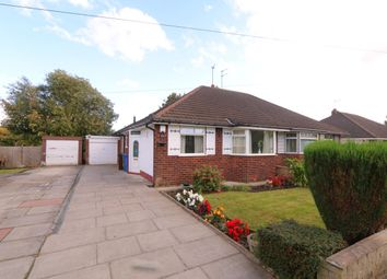 Thumbnail 3 bed bungalow for sale in Ashbrook Close, Denton, Manchester