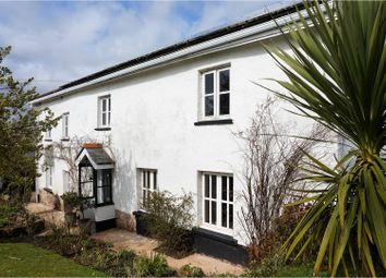 Thumbnail 5 bedroom farmhouse for sale in Cheriton Fitzpaine, Crediton