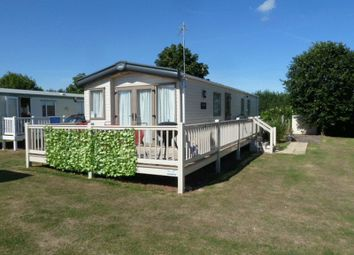 Thumbnail 3 bedroom mobile/park home for sale in Church Lane, East Mersea, Colchester