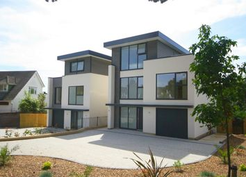 Thumbnail 4 bedroom detached house for sale in Harbour View Road, Lower Parkstone, Poole, Dorset