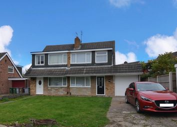 Thumbnail 3 bed semi-detached house to rent in Cottage Close, Bromborough, Wirral