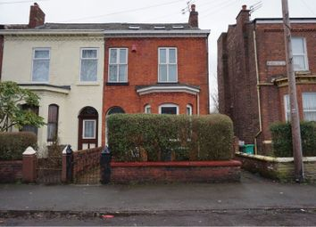 4 bed terraced house for sale in Yarburgh Street, Manchester M16
