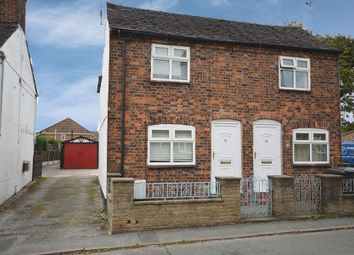 Thumbnail 2 bed cottage to rent in Elton Road, Sandbach
