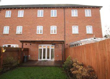 Thumbnail 4 bed terraced house to rent in The Sidings, Dunton Green, Sevenoaks