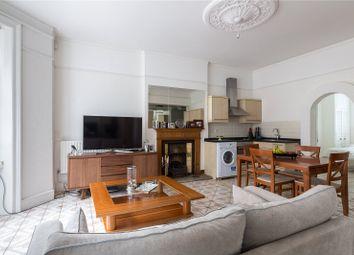 Thumbnail 2 bed flat for sale in Maclise Road, West Kensington, London
