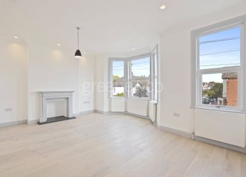 Thumbnail 3 bedroom flat to rent in Leghorn Road, London