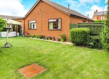 Thumbnail 3 bed detached bungalow for sale in Railway Lane North, Sutton Bridge, Spalding