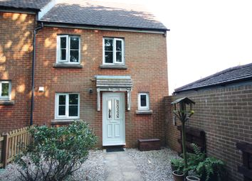 Thumbnail 2 bed end terrace house for sale in Knapwater Walk, Dorchester
