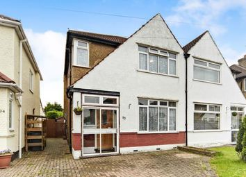 Thumbnail 3 bed semi-detached house for sale in Ash Tree Way, Shirley, Croydon, Surrey