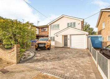Thumbnail 4 bed detached house for sale in Romsey Road, Benfleet