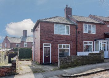 Thumbnail 2 bedroom end terrace house for sale in Sackville Road, Sheffield, South Yorkshire