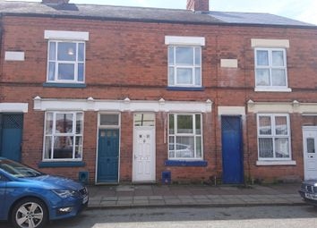 Thumbnail 3 bed terraced house to rent in Sheridan Street, Leicester