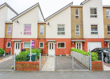 Thumbnail 3 bed terraced house for sale in Treborth Road, Chester