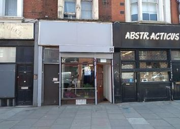 Thumbnail Retail premises to let in 50 Deptford Broadway, London