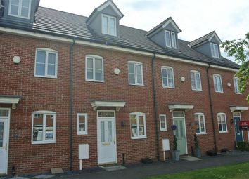 Thumbnail 3 bed terraced house for sale in The Pollards, Bourne, Lincolnshire