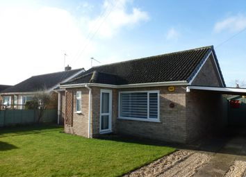 Thumbnail 3 bed bungalow to rent in St Edmund Road, Weeting, Brandon